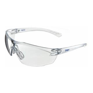 Dräger X-pect 8351 Schutzbrille, grau