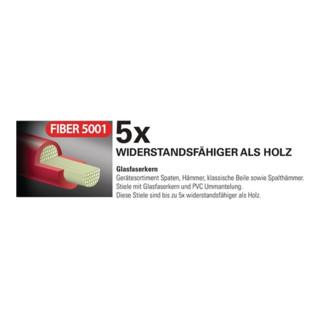 Drainierspaten Fiber 5001 T-Stiel, 380 x 140 mm