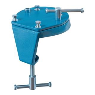Drehklammer Gr.90/100mm u.Compact Tischstärke 10-60mm Heuer