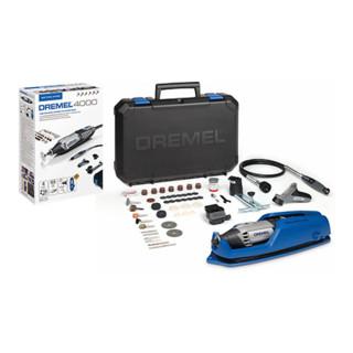 Dremel 4000-4/65 EZ Multifunktionswerkzeug (175 Watt), 4 Vorsatzgeräte, 65 Zubehöre