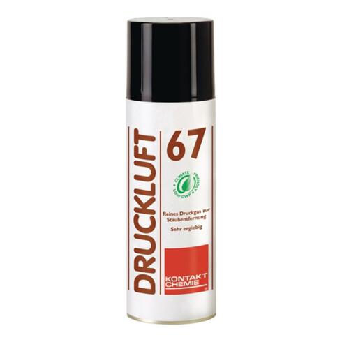 Druckluftspray DRUCKLUFT 67 200 ml Spraydose KONTAKT CHEMIE