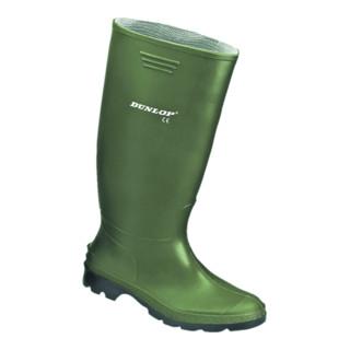 Dunlop Pricemaster Gummistiefel grün