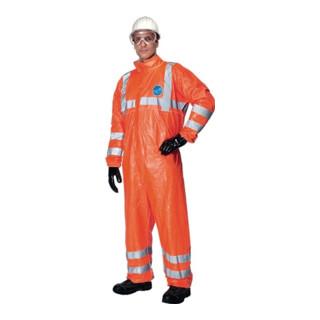 DuPont Chemikalienschutzanzug Tyvek® 500 HV orange Kat.III