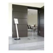 Durable Bodenständer Info Sign Stand A4
