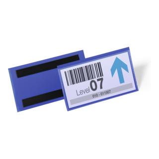 Etikettentasche Innenformat 150 x 67 mm