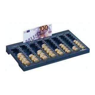 DURABLE Geldzählbrett EUROBOARD L 178058 32,4x3,4x19cm anthrazit