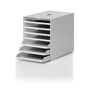 Durable Schubladenbox IDEALBOX PLUS schwarz