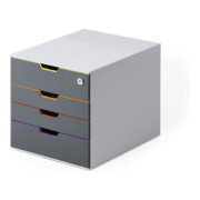 Durable Schubladenbox VARICOLOR® 4 SAFE