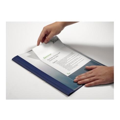 DURABLE Selbstklebetasche Pocketfix 829419 DIN A5 sk tr 25 St./Pack.