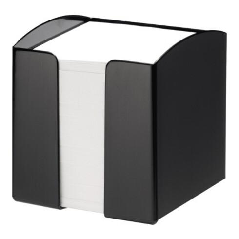 DURABLE Zettelbox TREND 1701682060 gefüllt 90x90mm PS sw