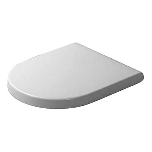 Duravit WC-Sitz VITAL STARCK 3 ohne Absenkautomatik weiß
