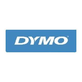 Dymo Beschriftungsgerät LM 160 m.1 Schriftband B. 12mm schwarz auf weiß