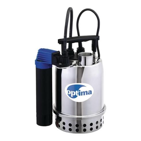 Ebara Tauchpumpe Optima MS 9000l/h / Förderhöhe 7,5m / 230V / Magnet-Schwimmerschalter