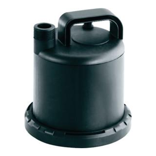Ebara Tauchpumpe Ultra Zero, 3000l/h / Förderhöhe 3,1m / 230V / flachsaugend 3mm