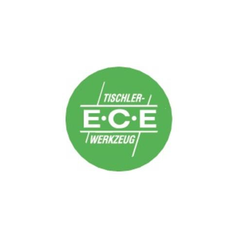 ECE Winkel Schenkel-L.250mm gelaserte mm-Skala Palisanderholz