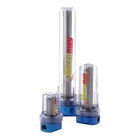Eclipse MAGNETICS Micromag Magnetfilter, maximales magnetisches Rückhaltevermögen: 4 kg