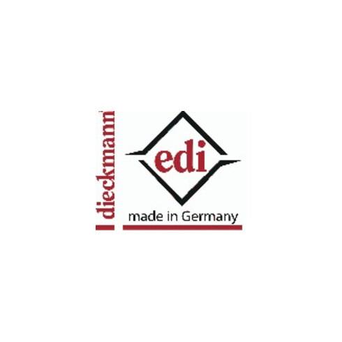 EDI Fenstergriff 1003 vorstehend mit Rastung Aluminium 10 mm Vierkantgröße 7 mm