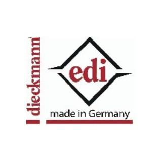 EDI Fenstergriff 1003A vorstehend mit Druckzylinder