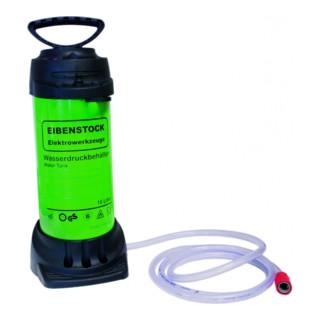 Eibenstock Wasserdruckbehälter m Gardena-Anschluss
