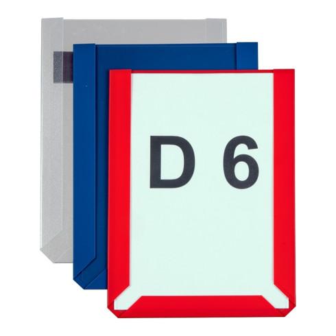 Eichner Magnet-Sichttasche aus Hart-PVC DIN A6