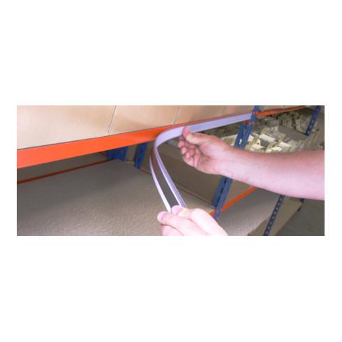 Eichner Magnetische Etikettenhalter aus PVC