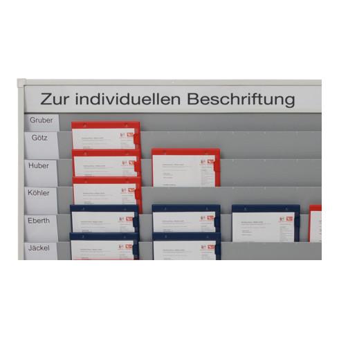 Eichner Planungstafel A5 für den Werkstattbereich 1125 mm