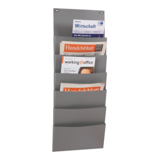 Eichner PP-Planboard DIN A4 horizontal 900 x 340 mm