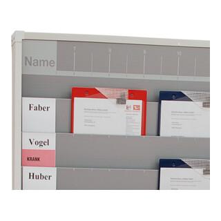 Eichner Werkstattplaner für Kfz-Betriebe A5 grau