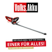 Einhell Akku-Heckenschere GE-CH 1855/1 Li-Solo