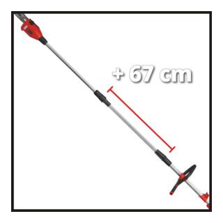 Einhell Akku-Multifunktionswerkzeug-GT GE-LM 36/4in1 Li-Solo
