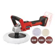 Einhell Akku-Polier- / Schleifmaschine CE-CP 18/180 Li E-Solo