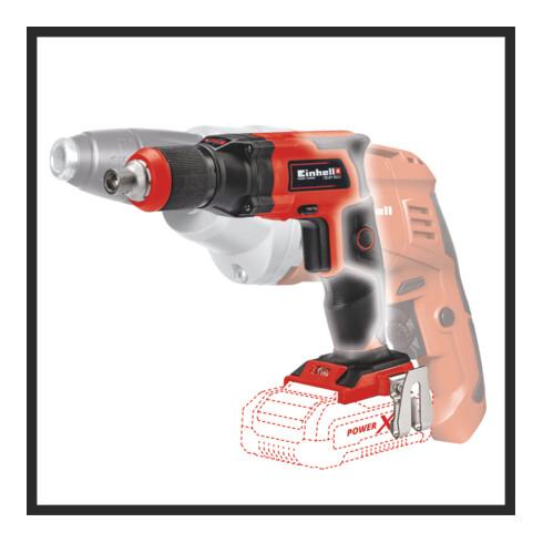 Einhell Akku-Trockenbauschrauber TE-DY 18 Li-Solo