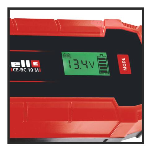 Einhell Batterie-Ladegerät CE-BC 10 M