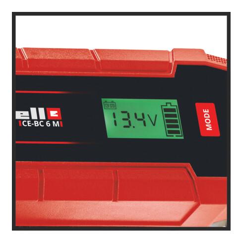 Einhell Batterie-Ladegerät CE-BC 6 M