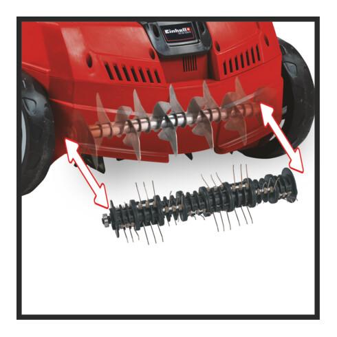 Einhell Elektro-Vertikutierer-Lüfter GC-SA 1231/1