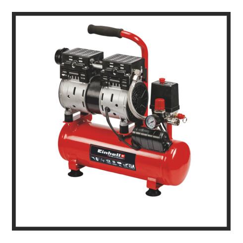 Einhell Kompressor TE-AC 6 Silent