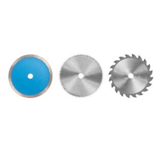 Einhell Mini-Handkreissägen-Zubehör Sägeblatt-Set, 85x10mm, 6-tlg.