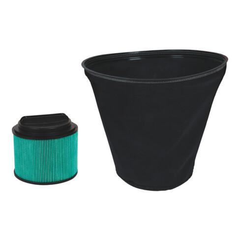 Einhell Nass-Trockensauger-Zubehör Dual-Staub-Filtersystem