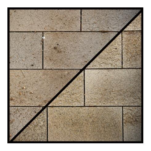 Einhell Oberflächenbürsten-Zubehör Bürste MEDIUM (Stein)