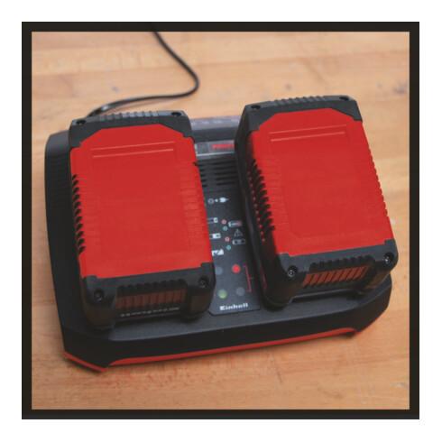 Einhell PXC-Starter-Kit 2x 3,0Ah& Twincharger Kit