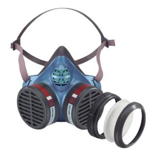 Einweghalbmaske 5584 m.FFA2P3D b.30xAGW-Wert MOLDEX EN405