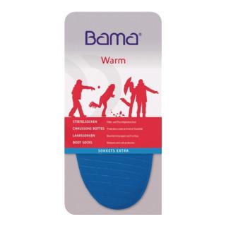 Bama Einziehsocken für Gummistiefel Kälteschutz