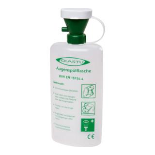 Ekastu Augenspülflasche Eco mit Trichter, (600 ml) FD