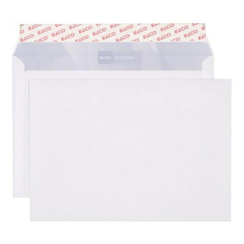 ELCO Briefumschlag premium 32882 C5 80g hk oF weiß 500 St./Pack.