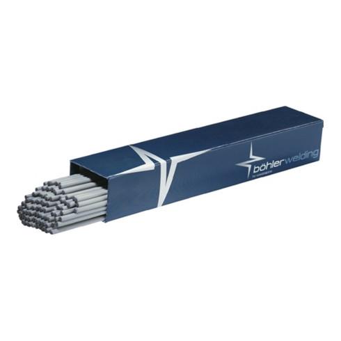 Électrode baguette Phoenix bleu E 42 0 RC 11 2,5x350mm faiblement allié BÖHLER