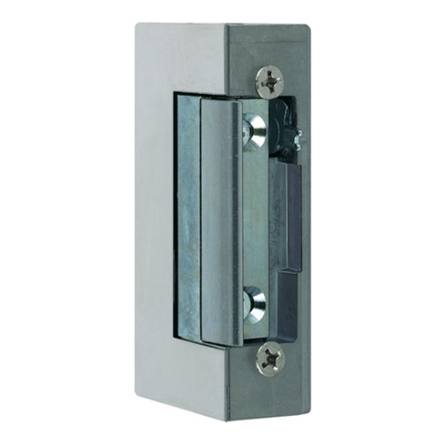 Elektro-Türöffner o.Schließbl.17 12 V DC 100%ED Stand.DIN L/R m.FaFix