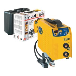 Elektrodenschweißgerät GYSMI E160 10-160 A m.Zub.230/50/60V/Hz 4,6kg GYS