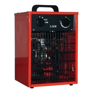 Elektroheizer IFH01-33H L.250xB.250xH.390mm G.5,6kg Heizleistung 1,65/3,3kW