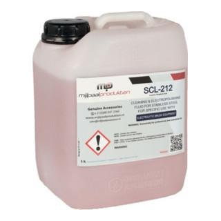 Elektrolyt SCL-212 5 L Kanister Mijlpaal Produkten