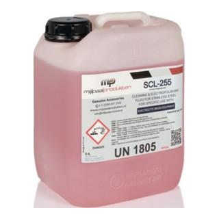 Elektrolyt SCL-255 5 L Kanister Mijlpaal Produkten - broschei